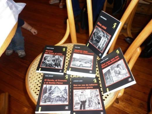 8.Código Negro - Libros 8